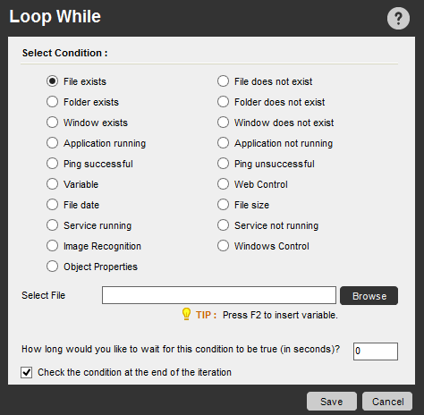 Loop Commands in Automation Anywhere – Rosh IT Solutions