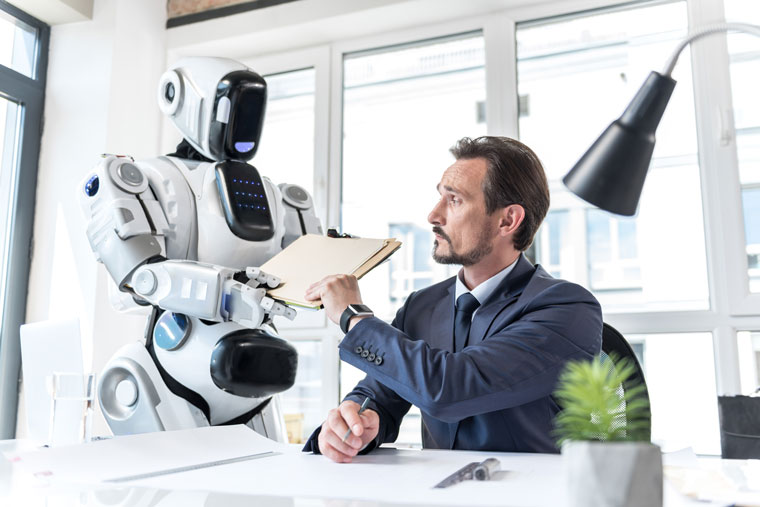 How AI and RPA Empower the Knowledge Worker