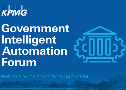 Government Intelligent Automation Forum