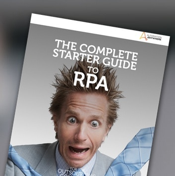 starter guide to RPA