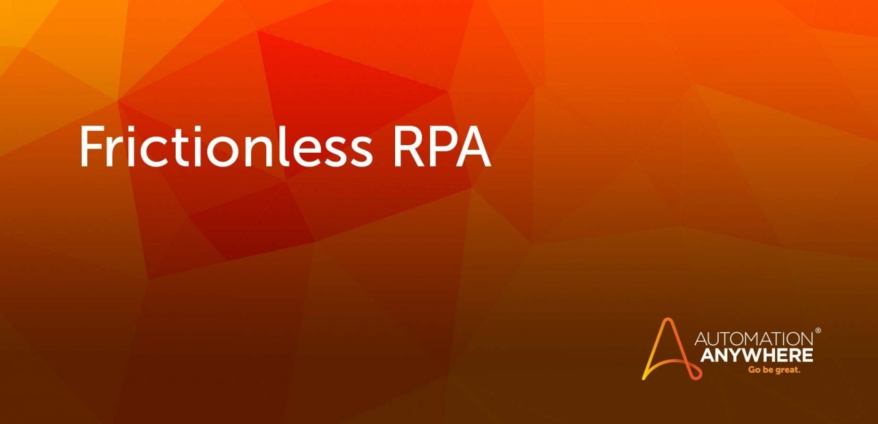 frictionless-rpa
