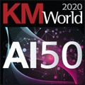 KMWorld's AI 50: The Companies Empowering Intelligent Knowledge Management