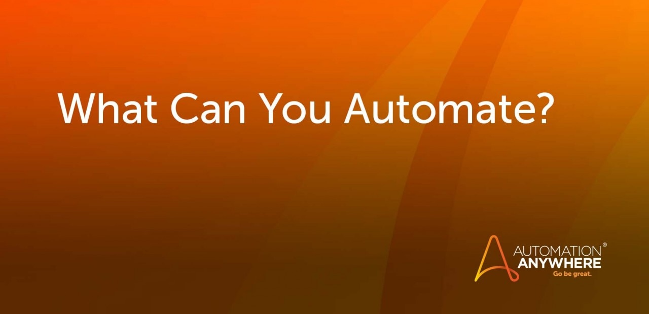 what-can-you-automate