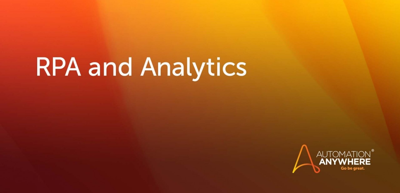 rpa-and-analytics