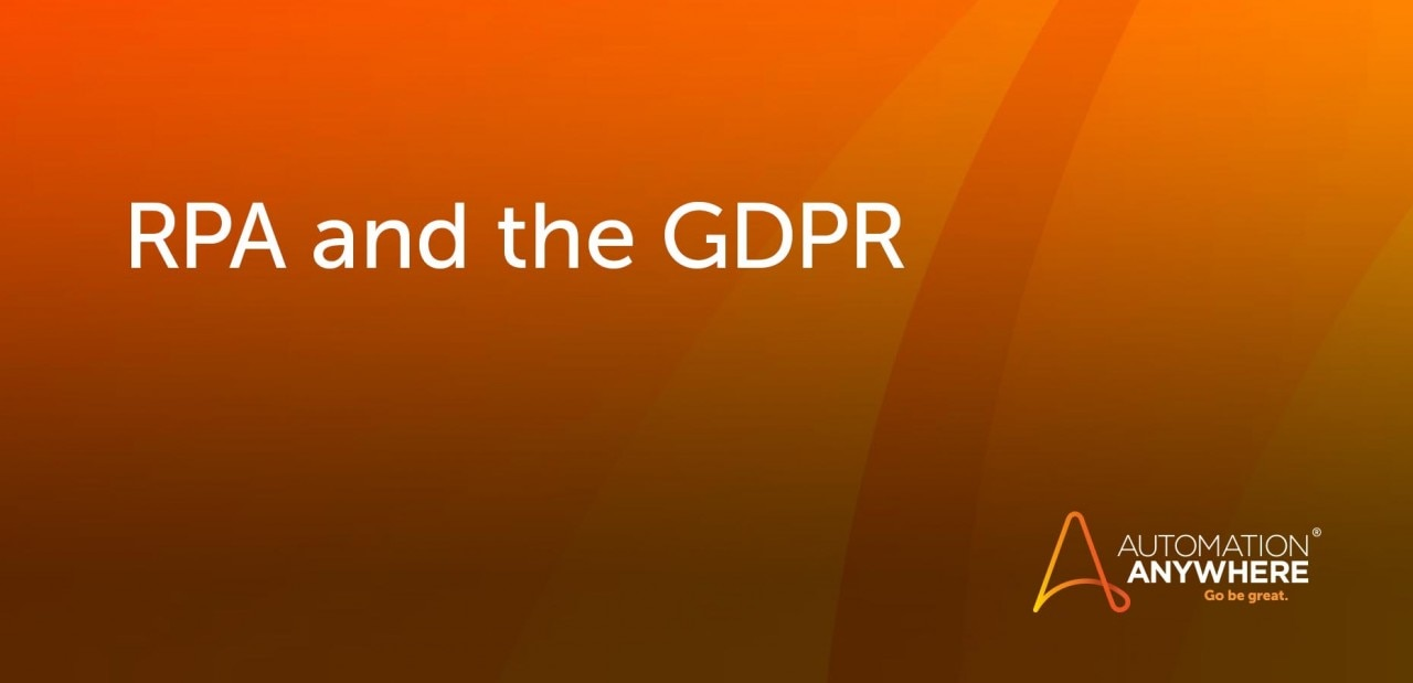 rpa-and-the-gdpr