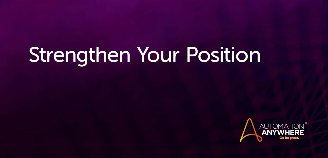 strengthen-your-position