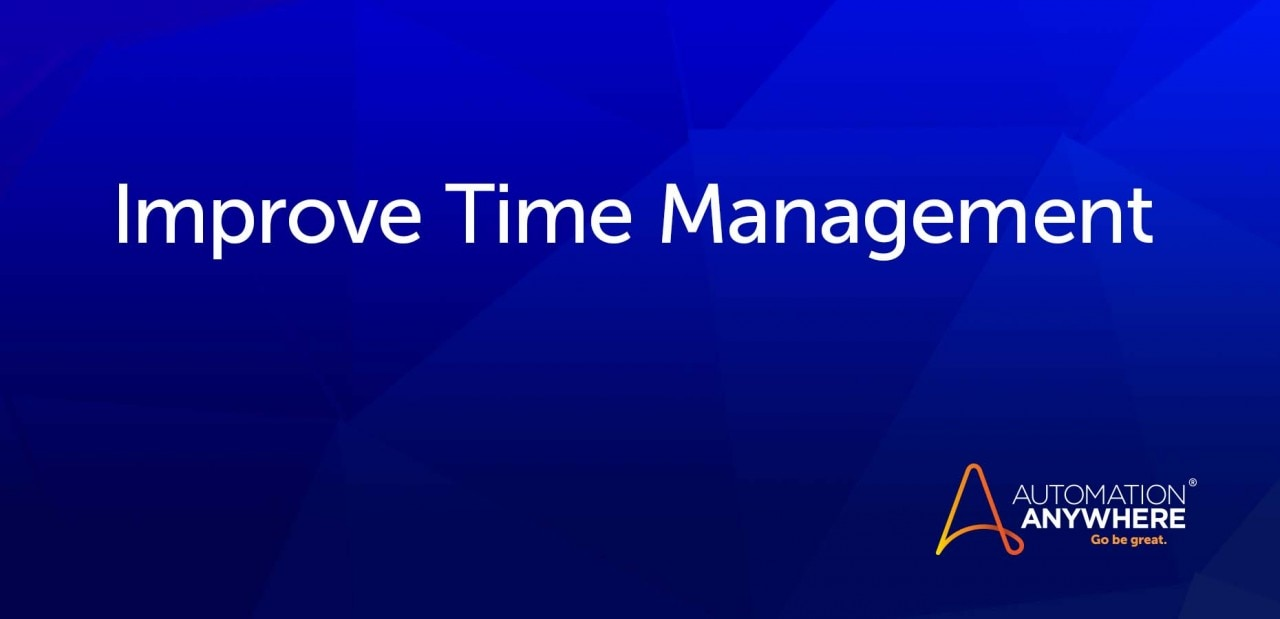 improve-time-management