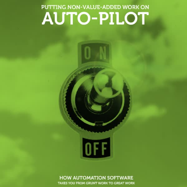 Non-value work on auto-pilot